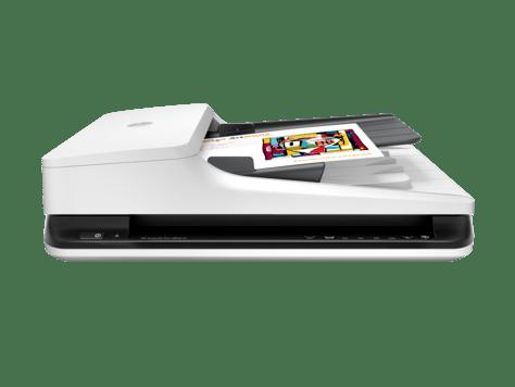 HP optični čitalec ScanJet Pro 2500 f1 2